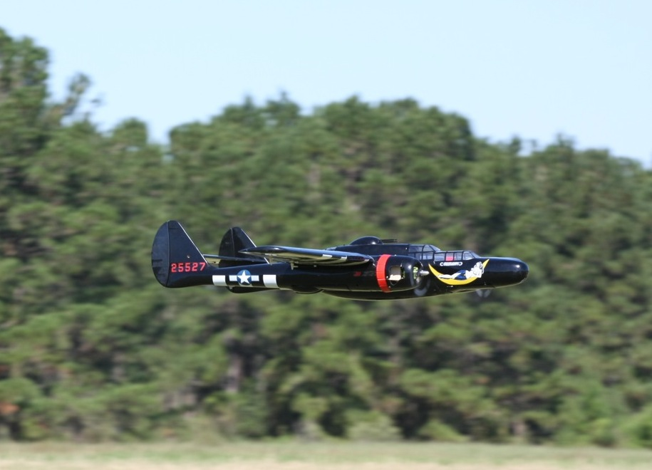 p-61 on low pass